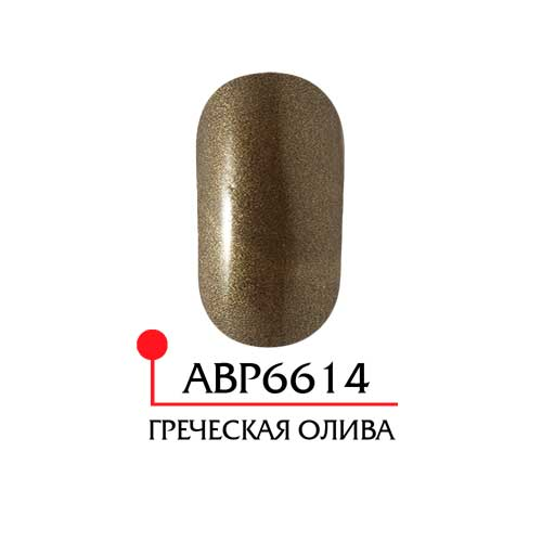 Акриловая пудра Brilliance powder - греческая олива