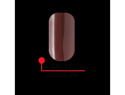 """Гель-лак """"CHOCOLATE"""" №17, 5 мл"""