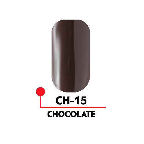 """Гель-лак """"CHOCOLATE"""" №15, 5 мл"""