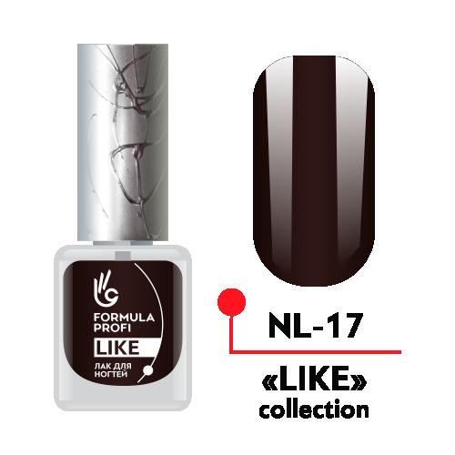 Лак для ногтей LIKE №17