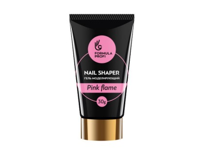 Гель моделирующий Nail Shaper Pink flame