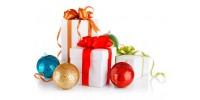 Новогодние подарки всем покупателям