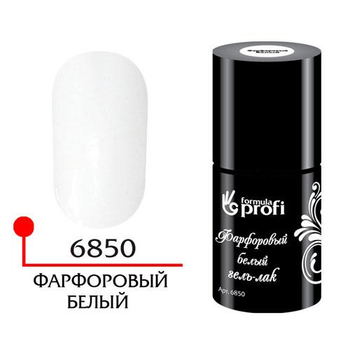 Гель лак фарфоровый белый