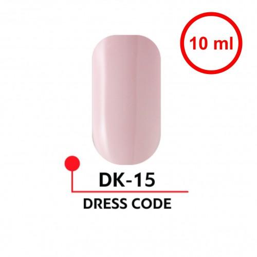 Гель-лак DRESS CODE №15 (10 мл)