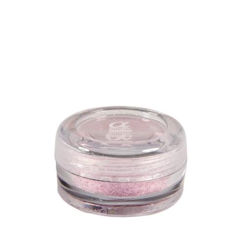 Пигмент перламутровый в баночке ALPHA №01, нежно розовый