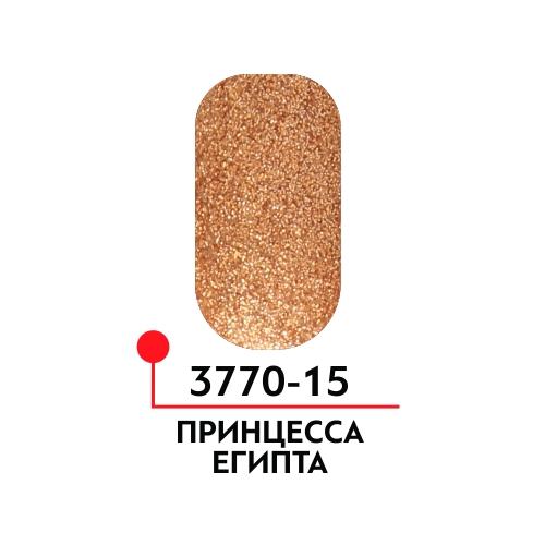 Гель-лак Принцесса Египта, цвет Нимфея Лотус №15,  5 мл
