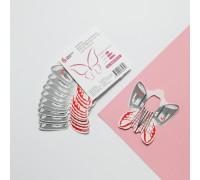 Формы бумажные для наращивания ногтей 20шт