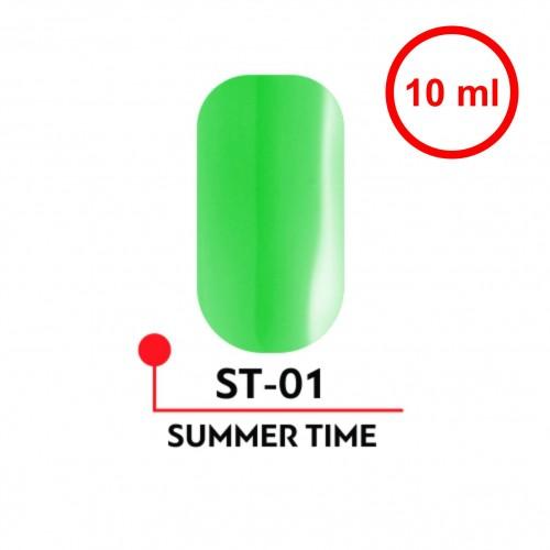 Гель-лак SUMMER TIME №01 (10 мл)