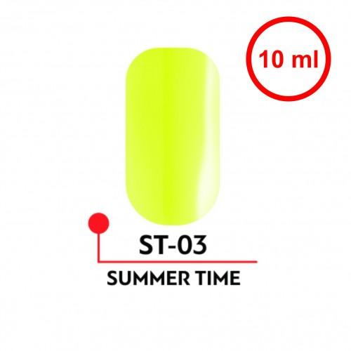 Гель-лак SUMMER TIME №03 (10 мл)