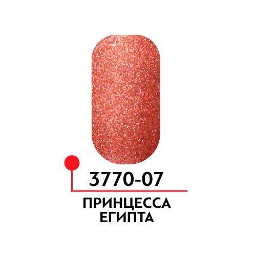 Гель-лак Принцесса Египта, цвет Шу №07,  5 мл