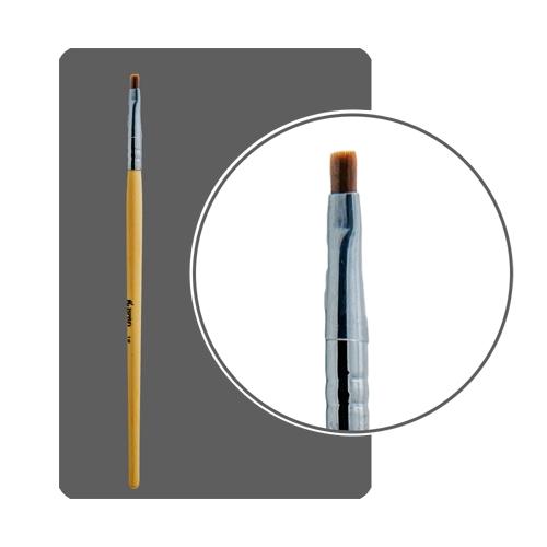 Кисть прямая для китайской росписи с деревянной ручкой № 1 Jenny
