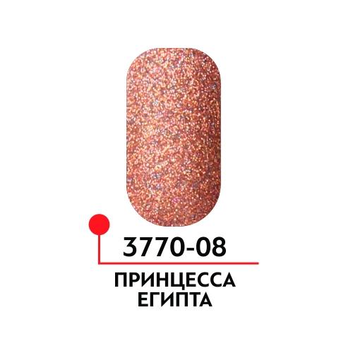 Гель-лак Принцесса Египта, цвет Картуш №08,  5 мл