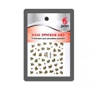 Наклейка Nail sticker art