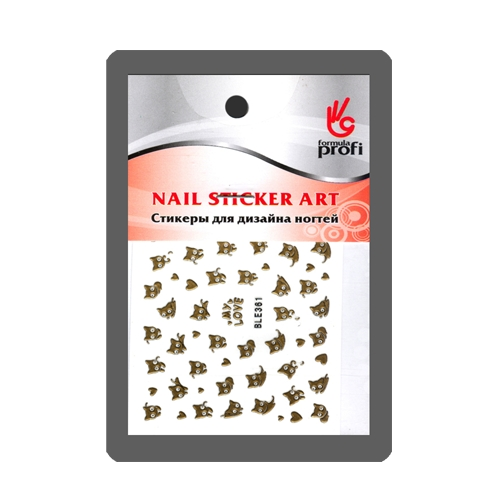 Наклейка Nail sticker art
