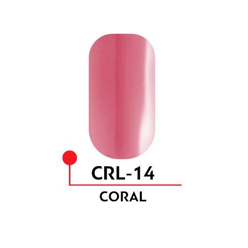 Гель-лак CORAL №14 (5 мл)