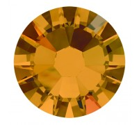 Стразы Swarovski № 6 AB светло-оранжевые 50 шт.