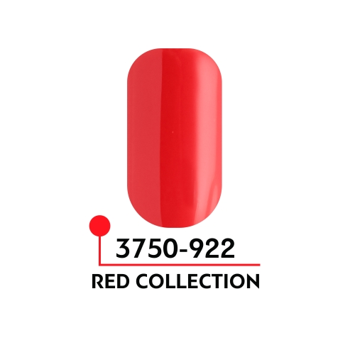 Гель-лак red collection №922, 5 мл