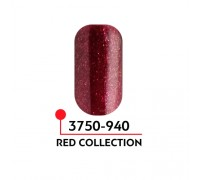 Гель-лак red collection №940, 5 мл
