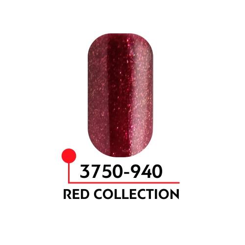Гель-лак red collection №940, 5 мл