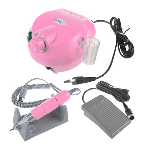 Машинка Escort 2 Pro Nail, 40 Ватт, розовая