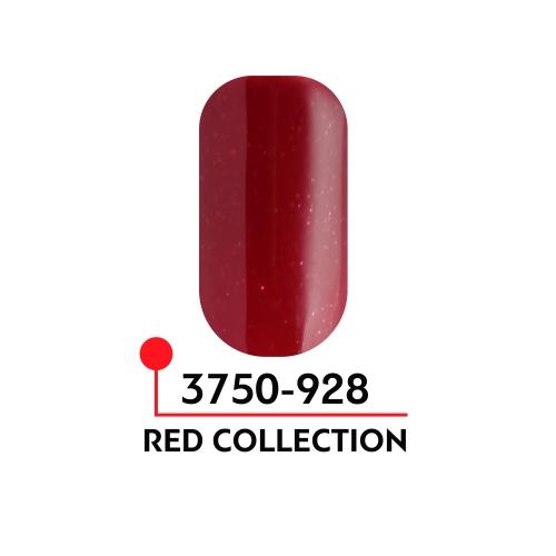 Гель-лак red collection №928, 5 мл