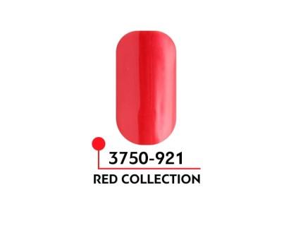Гель-лак Формула цвета Red collection №921, 5 мл