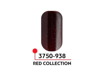 Гель-лак Формула цвета Red collection №938, 5 мл