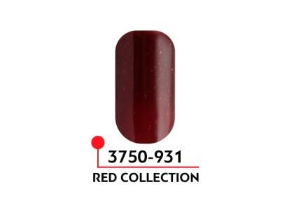 Гель-лак Формула цвета Red collection №931, 5 мл