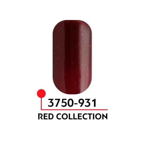 Гель-лак red collection №931, 5 мл