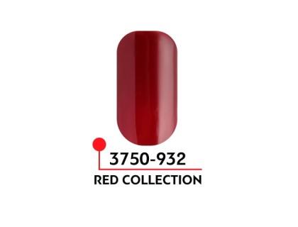 Гель-лак Формула цвета Red collection №932, 5 мл