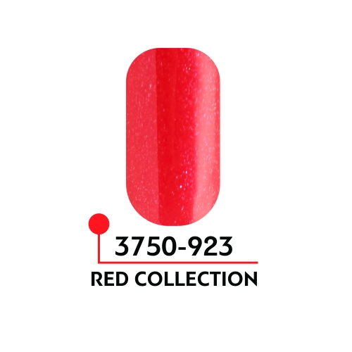 Гель-лак red collection №923, 5 мл
