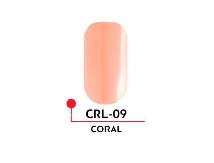 Гель-лак CORAL №09 (5 мл)