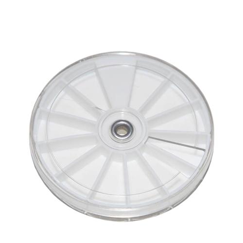 Контейнер для дизайна круглый (8 ячеек)