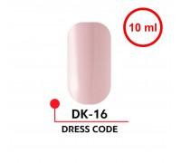 Гель-лак DRESS CODE №16 (10 мл)