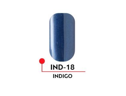Гель-лак INDIGO №18 (5 мл)
