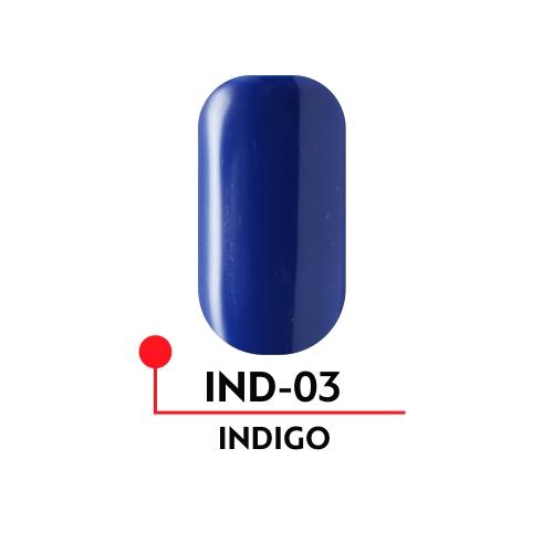 Гель-лак INDIGO №03 (5 мл)