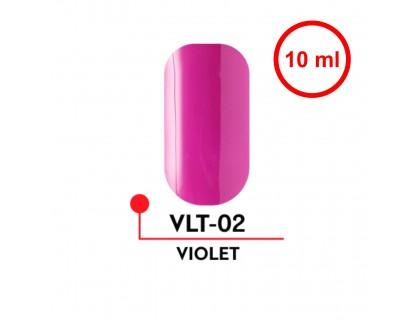 Гель-лак VIOLET №02 (10 мл)