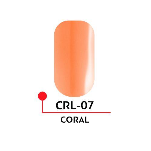 Гель-лак CORAL №07 (5 мл)