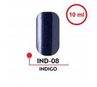 Гель-лак INDIGO №08 (10 мл)