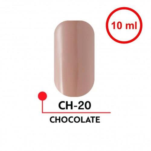 Гель-лак CHOCOLATE №20 (10 мл)