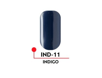 Гель-лак INDIGO №11 (5 мл)