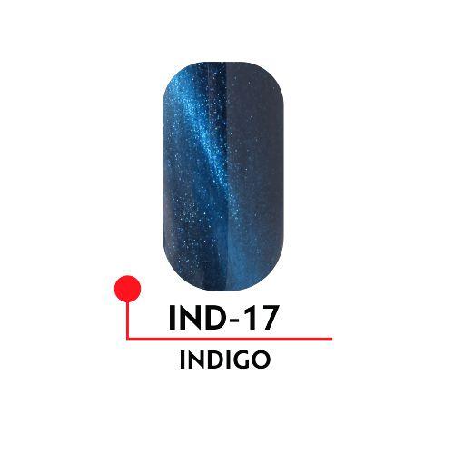 Гель-лак INDIGO №17 (5 мл)