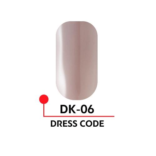 """Гель-лак """"DRESS CODE"""" №06, 5 мл"""