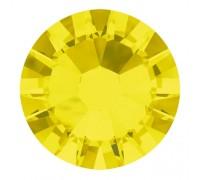 Стразы Swarovski № 6 AB желтые 50 шт.
