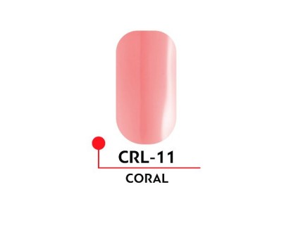Гель-лак CORAL №11 (5 мл)
