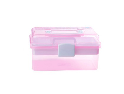 Контейнер пластиковый для мелочей 26х16х14 см