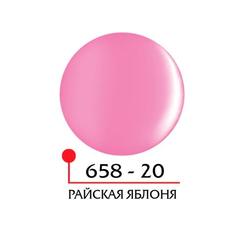 Цветной гель 4Д - райская яблоня