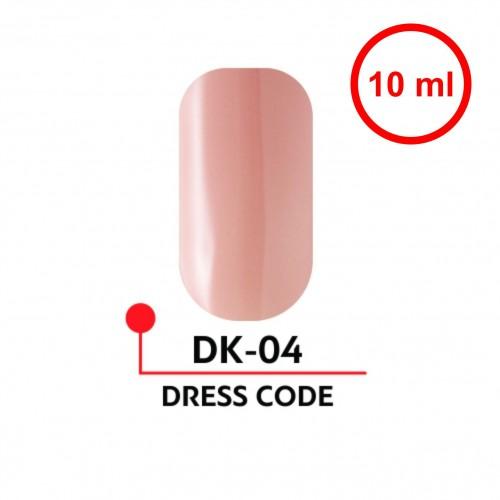 Гель-лак DRESS CODE №04 (10 мл)