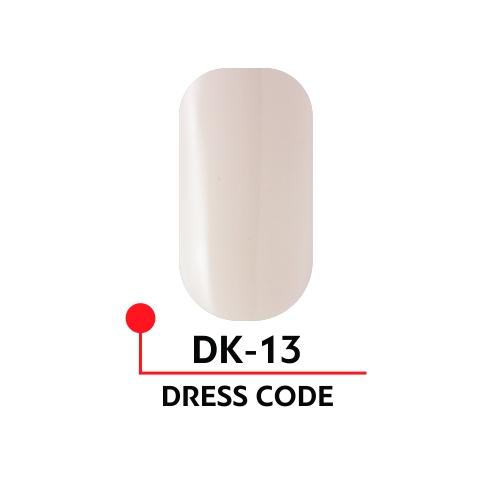 """Гель-лак """"DRESS CODE"""" №13, 5 мл"""
