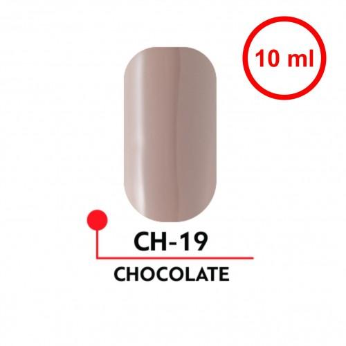 Гель-лак CHOCOLATE №19 (10 мл)